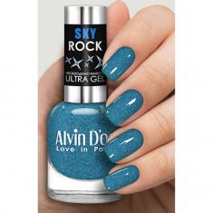 Alvin D'or, Лак Sky Rock, тон 6513