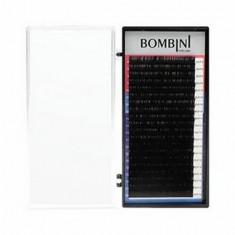 Bombini, Ресницы на ленте 0,12/9-12 мм, C-изгиб