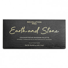 REVOLUTION PRO Палетка теней для век / Earth and Stone