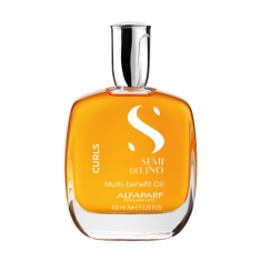 ALFAPARF MILANO Масло для кудрявых и вьющихся волос / SDL CURLS MULTI-BENEFIT OIL 100 мл