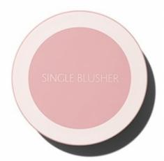 Румяна THE SAEM Saemmul Single Blusher PK10 Bae Pink 5г