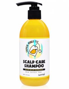 Успокаивающий шампунь Тропический манго EYENLIP SumHair SCALP CARE SHAMPOO 300мл