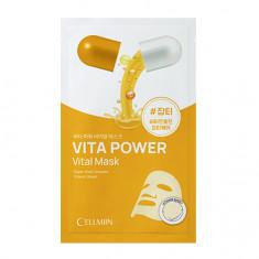 Cellmiin, Маска для лица Vita Power Vital, 25 мл