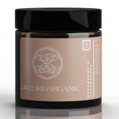 Likelikeorganic, Крем-баттер для лица «Макадамия и пальмароза», 60 мл