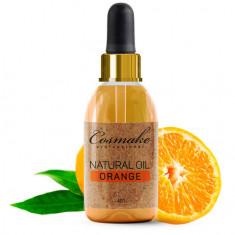 Cosmake, Масло для ногтей и кутикулы «Апельсин», 30 мл