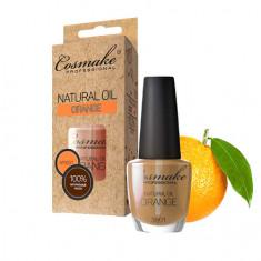 Cosmake, Масло для ногтей и кутикулы «Апельсин», 16 мл