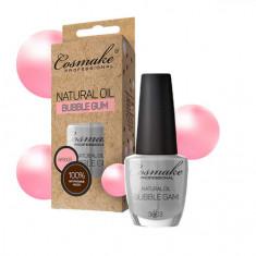 Cosmake, Масло для ногтей и кутикулы «Bubble Gum», 16 мл