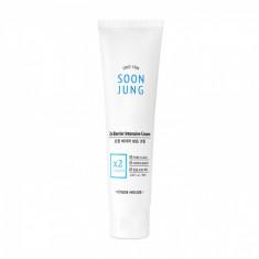 крем восстанавливающий для лица etude house  soon jung 2x barrier intensive cream