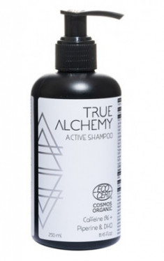 Шампунь True Alchemy Caffeine 1% + Piperine & DHQ 250мл