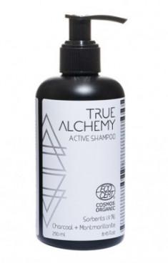 Шампунь True Alchemy Sorbents 1,9%: Charcoal + Montmorillonite 250мл