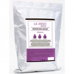 маска моделирующая (альгинатная) витаминизирующая la miso modeling mask vitamin
