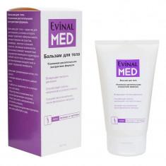 Evinal MED бальзам для тела Усиленная растительными экстрактами формула 150мл