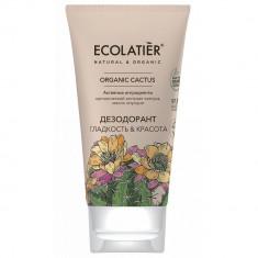 Ecolatier GREEN Дезодорант Гладкость и Красота Кактус 40мл