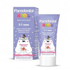 Свобода Зубная паста Пародонтол kids для детей от 3-7 лет фруктовый пломбир 62г