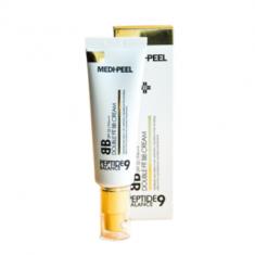 BB-крем омолаживающий с пептидами Medi-Peel Peptide balance9 double fit bb cream SPF33/PA+++ 50мл