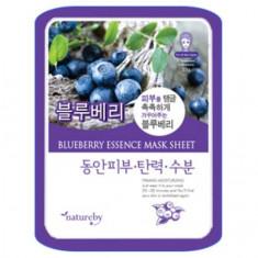 Natureby, Маска для лица Blueberry Essence, 23 г