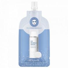 очищающая кислородная маска beausta o2 bubble mask