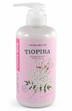 Лосьон-молочко для тела ароматерапия Жасмин Laura Rosse Body lotion jasmine 500мл