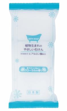 Мыло туалетное с ароматом белых цветов MAX Soap with the scent of white flowers 80г*3шт