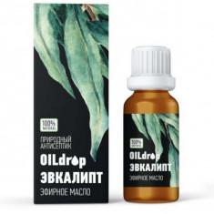 OILdrop Масло эфирное эвкалипт 10мл