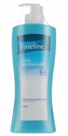 Лосьн для ежедневного использования Увлажняющий KeraSys Vaseline daily 450мл