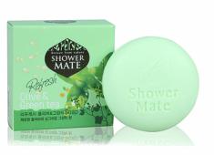 Мыло косметическое Оливки и зеленый чай KeraSys Shower mate 100г