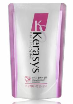 Шампунь восстанавливающий KeraSys Repairing shampoo 500мл