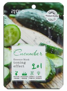 Маска с экстрактом огурца La Miso Essence Mask premium quality Cucumber 23г