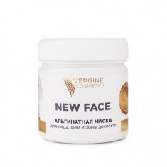 VERGINE Cosmetici, Маска для лица New Face «Экстраувлажнение»