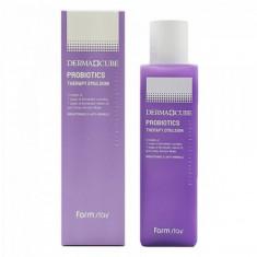эмульсия с пробиотиками для комплексного восстановления кожи farmstay derma cube probiotics therapy emulsion