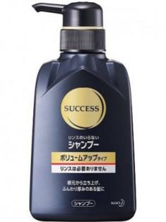 Шампунь мужской для объема с ароматом цитрусовых KAO Success shampoo volume up type 350мл
