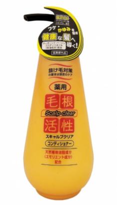 Шампунь для волос против перхоти JunLove Scalp clear shampoo 500мл