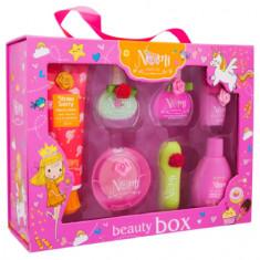 Nomi, Набор детской косметки Beauty Box №LBW02