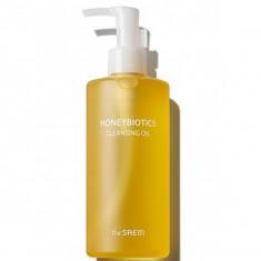 очищающее масло с медом the saem honeybiotics cleansing oil