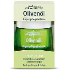 Medipharma Cosmetics Olivenol Бальзам-уход для кожи вокруг глаз 15мл
