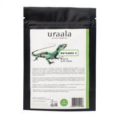 URA'ALA Маска для лица с витамином C 50мл