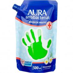 Aura antibacterial Мыло жидкое с антибактериальным эффектом Ромашка 500мл