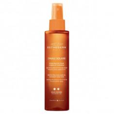 Esthederm Масло для тела и волос при умеренном солнце 150мл