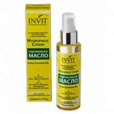 Invit Hydrophilic Citron гидрофильное масло для жирной и комбинированной кожи 110мл