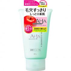 AHA Sensitive Пенка для лица очищающая с фруктовыми кислотами 120г