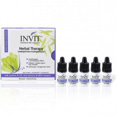 Invit Herbal Therapy сыворотка-концентрат 3 мл N10