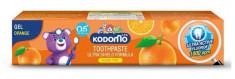 Lion Thailand Kodomo паста зубная гелевая для детей с 6 месяцев с ароматом апельсина 40г