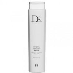 Sim Sensitive DS Mineral Removing Elixir Лосьон-эликсир для очистки волос от минералов без отдушек 250мл