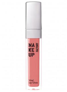 Блеск для губ Нежный фламинго MAKE UP FACTORY