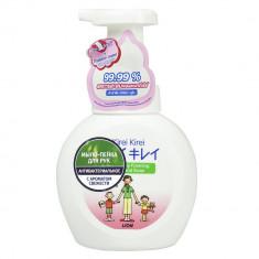 Lion Thailand Kirei Kirei Мыло-пена антибактериальная для рук Воздушное мыло 250мл